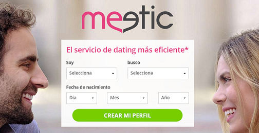 Ofertas exclusivas de Meetic