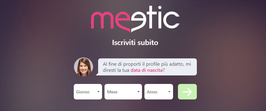 meetic costo dati
