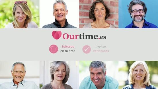 Algunos usuarios de Ourtime gratis en territorio español.