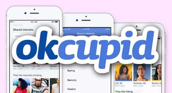 Logo OkCupid: Aplicaciones para Ligar gratis