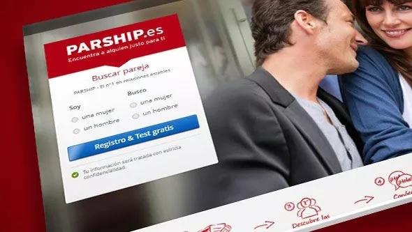 Parship es una aplicación para ligar y conseguir una pareja estable