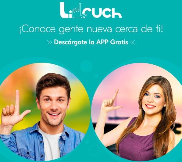 Invitación a descargar Liruch app