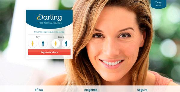 Registro en eDarling